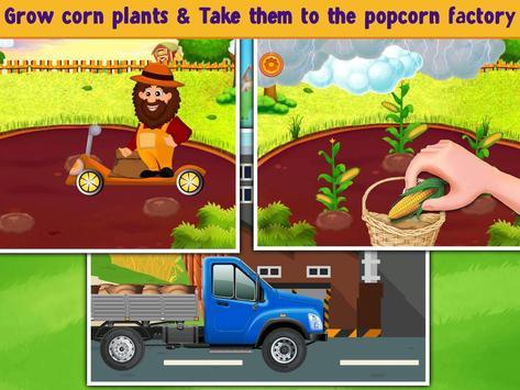 Popcorn Factory! Popcorn Maker screenshot 1
