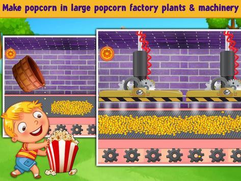 Popcorn Factory! Popcorn Maker screenshot 3