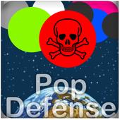 Pop Defense icon