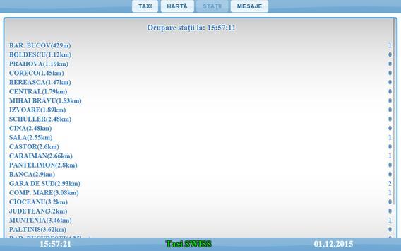 Sofer Taxi SWISS apk screenshot