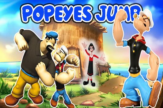 Popeyes Jump the Games poster
