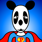 Fly!SuperPanda! icon