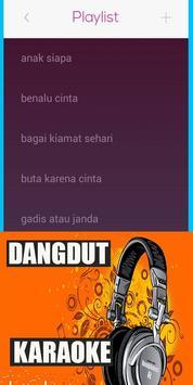 Karaoke Dangdut Koplo poster