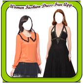 Women Fashion Dress Free App icon