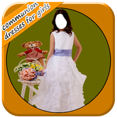 Communion Dresses For Girls HD icon