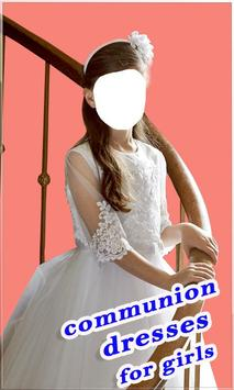 Communion Dresses For Girls HD screenshot 3
