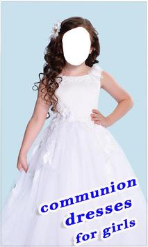 Communion Dresses For Girls HD screenshot 1