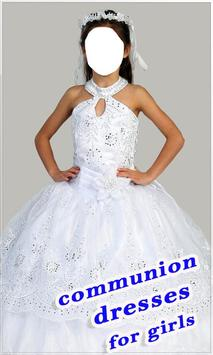 Communion Dresses For Girls HD screenshot 2
