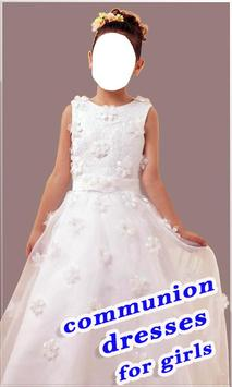 Communion Dresses For Girls HD screenshot 4