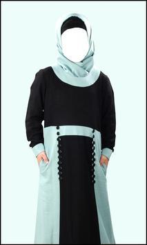 Cute Kids Hijab Fashion poster