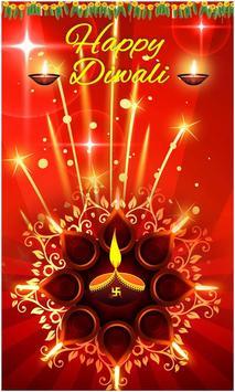 Diwali Live Wallpaper HD Free poster
