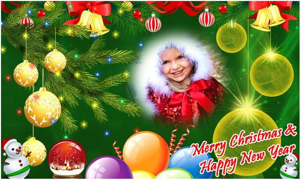 Merry Christmas Photo FramesHD apk screenshot
