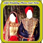 Sikh Wedding Photo Suit New icon