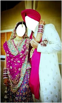 Sikh Wedding Photo Suit New screenshot 3