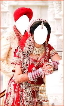 Sikh Wedding Photo Suit New poster