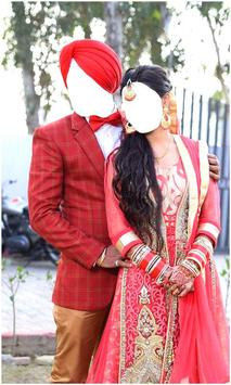Sikh Wedding Photo Suit New screenshot 2