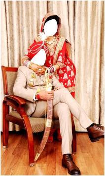 Sikh Wedding Photo Suit New apk screenshot