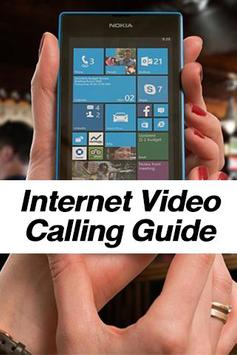 Internet Video Calling Guide poster
