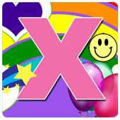 X - Multiplication Game icon