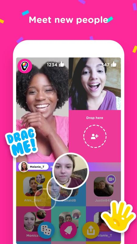 Popsy - Live Video with Friends APK Download - Free Social APP for ...