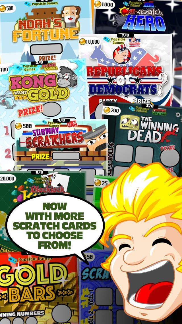 Scratch 2 Win for Android - APK Download