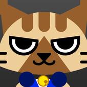 Ninja Neko X Samurai Doge icon