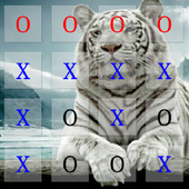Tic Tac Toe Z Animals icon