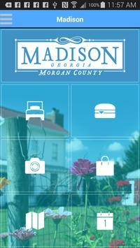 Visit Madison GA! poster