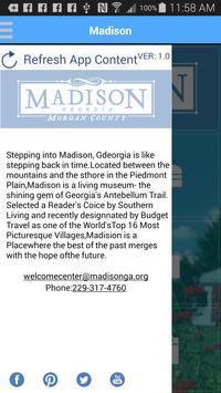 Visit Madison GA! screenshot 2