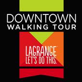 LaGrange:Downtown walking tour icon