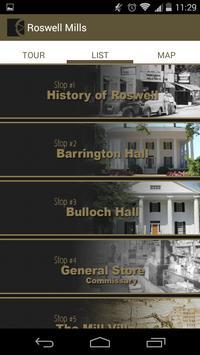 Roswell Mills & Civil War Tour screenshot 6