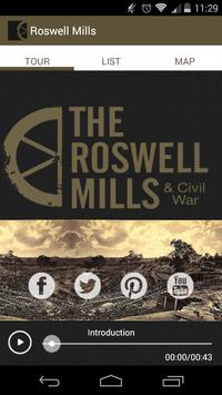Roswell Mills & Civil War Tour poster
