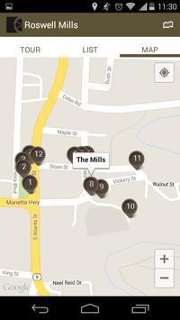 Roswell Mills & Civil War Tour screenshot 2