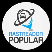 Rastreador Popular icon