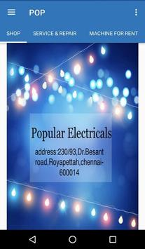 Popular Electrical-pop poster