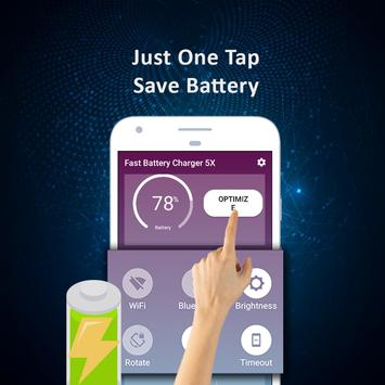 Battery Saver - Battery Charger & Battery Life screenshot 1