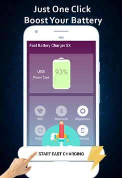 Battery Saver - Battery Charger & Battery Life screenshot 3