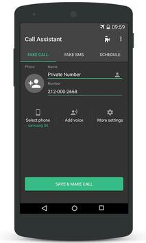 Fake Call - Fake Caller ID screenshot 2