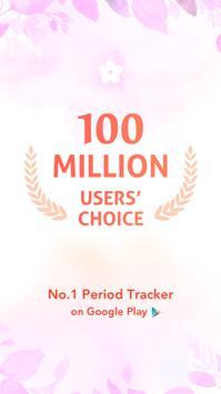 Period Tracker - Period Calendar Ovulation Tracker poster