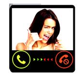 Fake Call 2017 icon