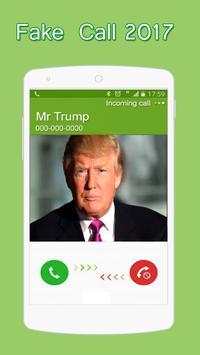 Fake Call 2017 poster