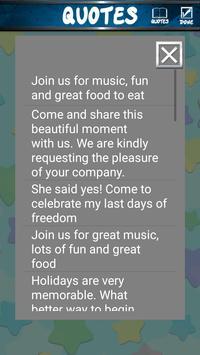 Baby Shower Invitation Cards screenshot 4