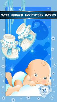 Baby Shower Invitation Cards screenshot 8