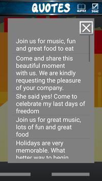 Housewarming Invitations screenshot 12