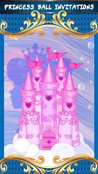 Princess Ball Invitations poster