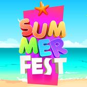 Summer Festival Invitations icon
