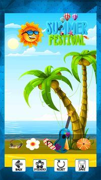Summer Festival Invitations screenshot 14
