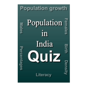 Population in India Quiz icon