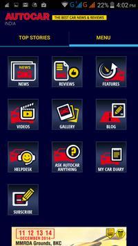 Autocar India screenshot 1