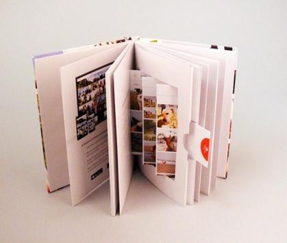 3D Pop Up Book poster
